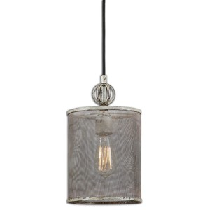 Pontoise Mini Pendant | The Uttermost Company