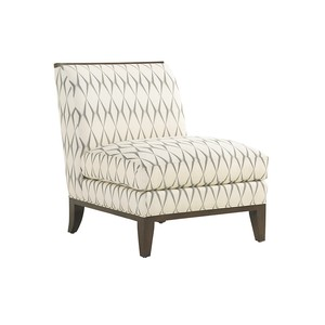 Branford Armless Chair | Lexington