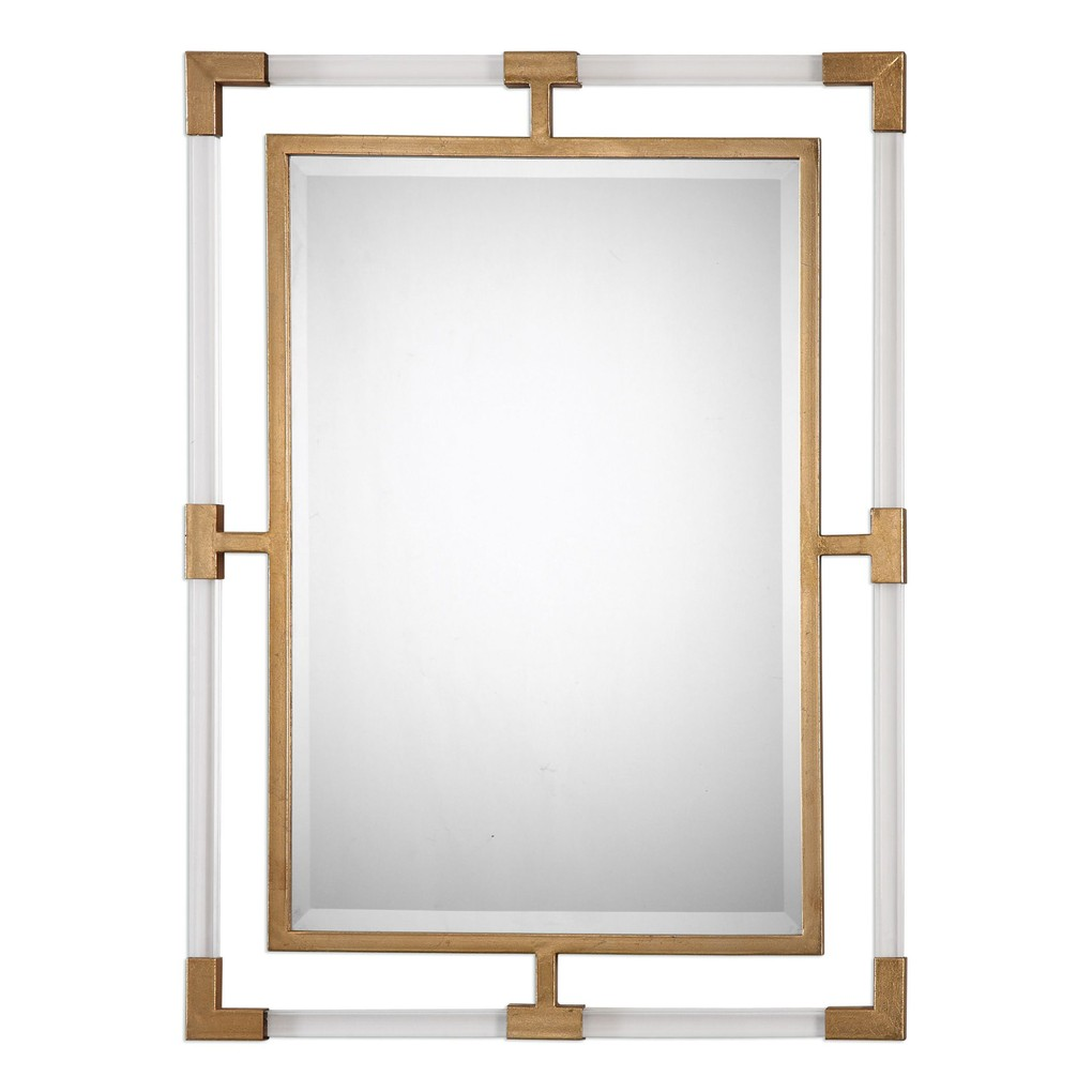 Balkan Wall Mirror | The Uttermost Company