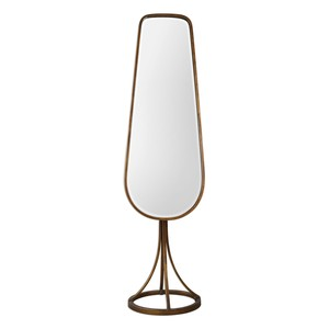 Gavar Cheval Floor Mirror | The Uttermost Company