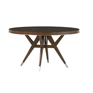 Villa Grove Round Dining Table | Lexington