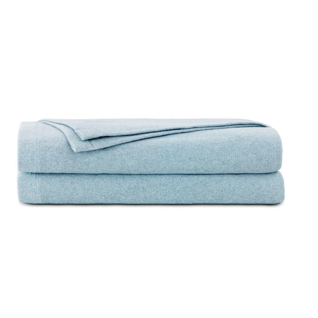 Brera Gray Queen Blanket | Eastern Accents