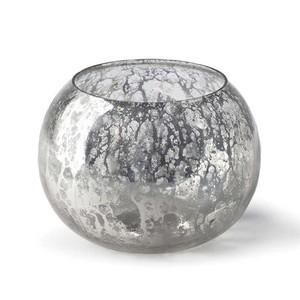 Antique Mirror Glass Votive Bowl-Set Of 4 | Regina Andrew