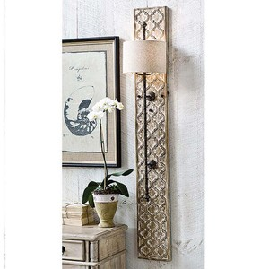 Carved Theater Panel Sconce | Regina Andrew