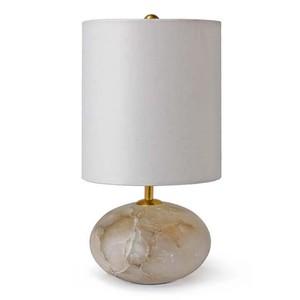 Alabaster Orb Lamp | Regina Andrew