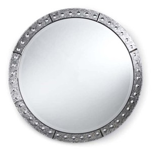 Venetian Round Mirror