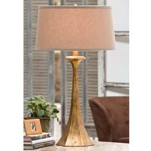 Tapered Hex Column Lamp | Regina Andrew