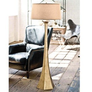 Tapered Gold Floor Lamp | Regina Andrew