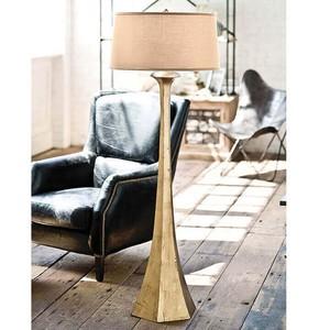 Tapered Gold Floor Lamp | Regina Andrew