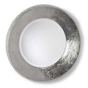 Plated Nickel Concave Mirror | Regina Andrew