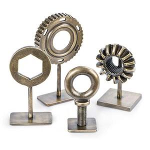 Brass Mechanical Set
