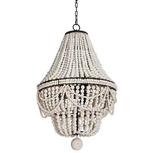 Malibu Chandelier in White