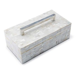 Small Mother of Pearl Box