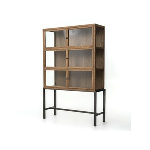 Spencer Curio Cabinet | Four Hands
