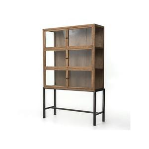 Spencer Curio Cabinet | Four Hands