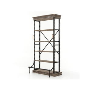 Braxton Single Bookcase