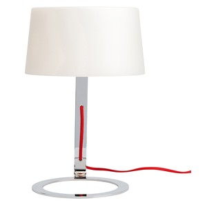 Scarlet Table Lamp | Nuevo