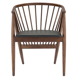Danson Sleigh Back Chair | Nuevo