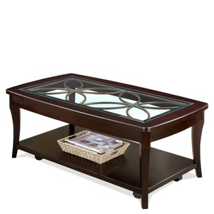 ANNANDALE RECTANGULAR COFFEE TABLE | Riverside