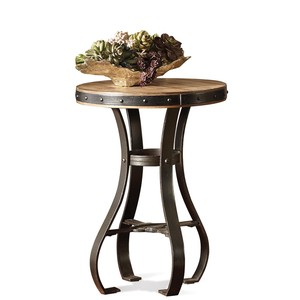 Round Accessory Table