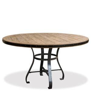 Sherborne Round Dining Table | Riverside