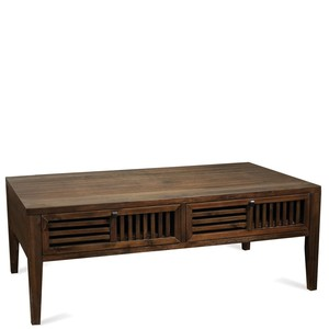 Open Slat Coffee Table | Riverside