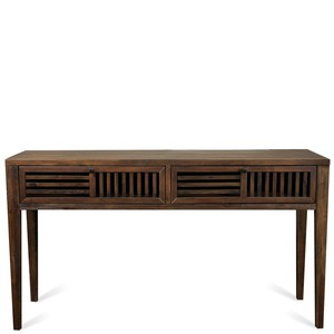 Open Slat Sofa Table | Riverside