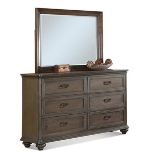 Six Drawer Dresser | Riverside