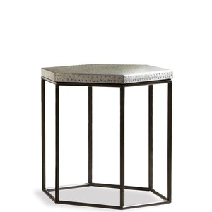 Hexagon Side Table | Riverside