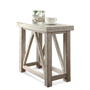 ABERDEEN CHAIRSIDE TABLE | Riverside