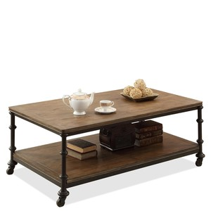 Camden Town Rectangular Coffee Table | Riverside