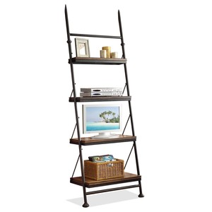 Camden Town Leaning Bookcase | Riverside