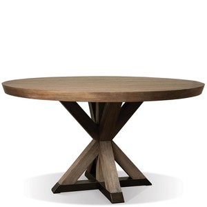 Mirabelle Round Dining Table | Riverside