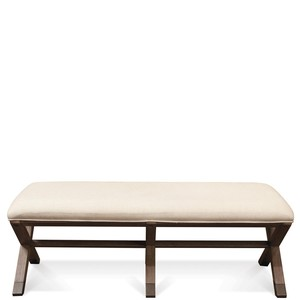 Mirabelle Upholstered Bed Bench | Riverside