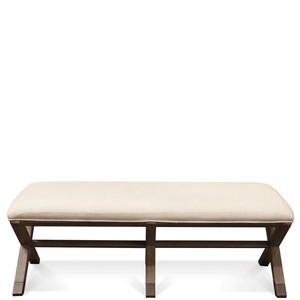 Upholstered Bed Bench | Riverside