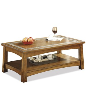 Craftsman Home Coffee Table | Riverside