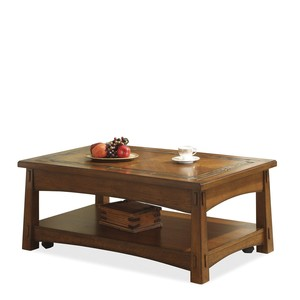 CRAFTSMAN HOME LIFT-TOP COFFEE TABLE | Riverside