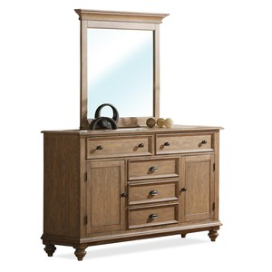 COVENTRY SHUTTER DOOR DRESSER | Riverside