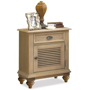Shutter Door Nightstand | Riverside