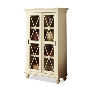 Sliding Door Bookcase | Riverside
