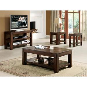 Rectangular Coffee Table