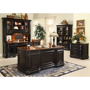 Allegro Executive Desk | Riverside