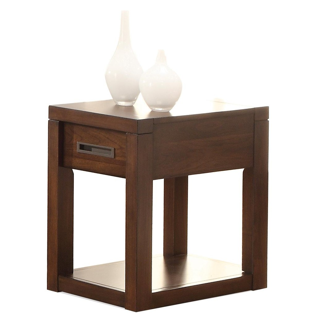 Riata Chairside Table | Riverside