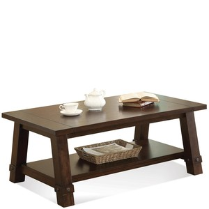 Angled Leg Coffee Table | Riverside