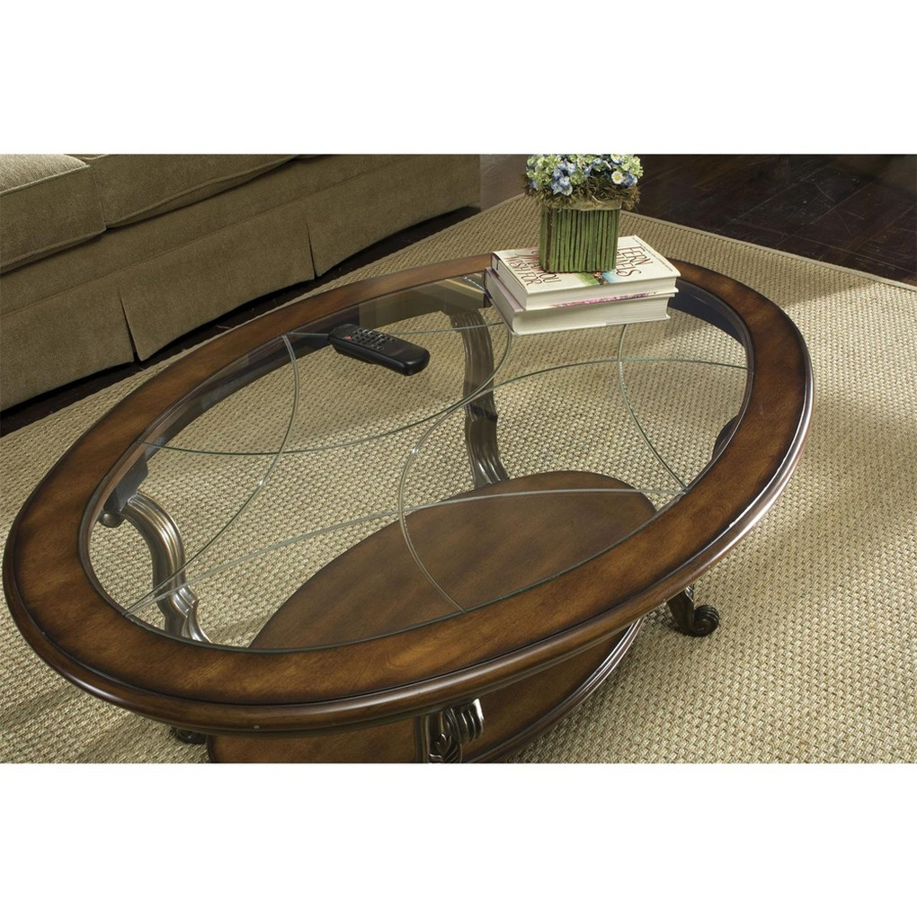 Oval Coffee Table | Riverside