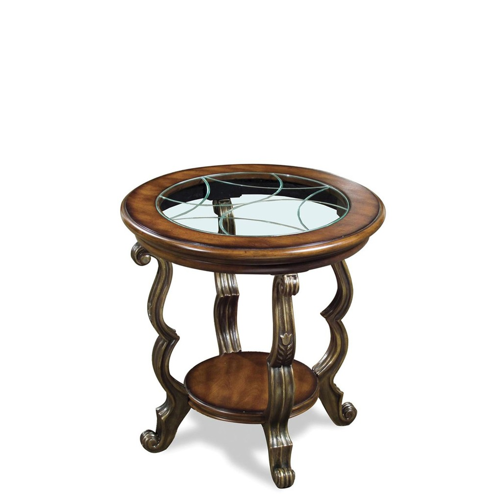 Round Side Table | Riverside