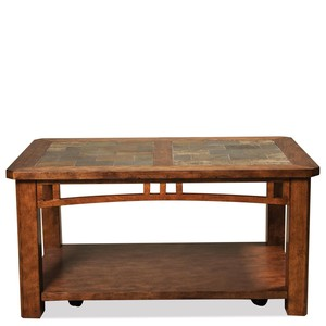 Coffee Table with Casters | Riverside