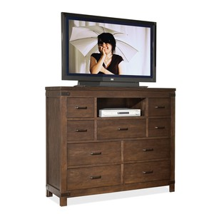 Nine Drawer Media Chest | Riverside