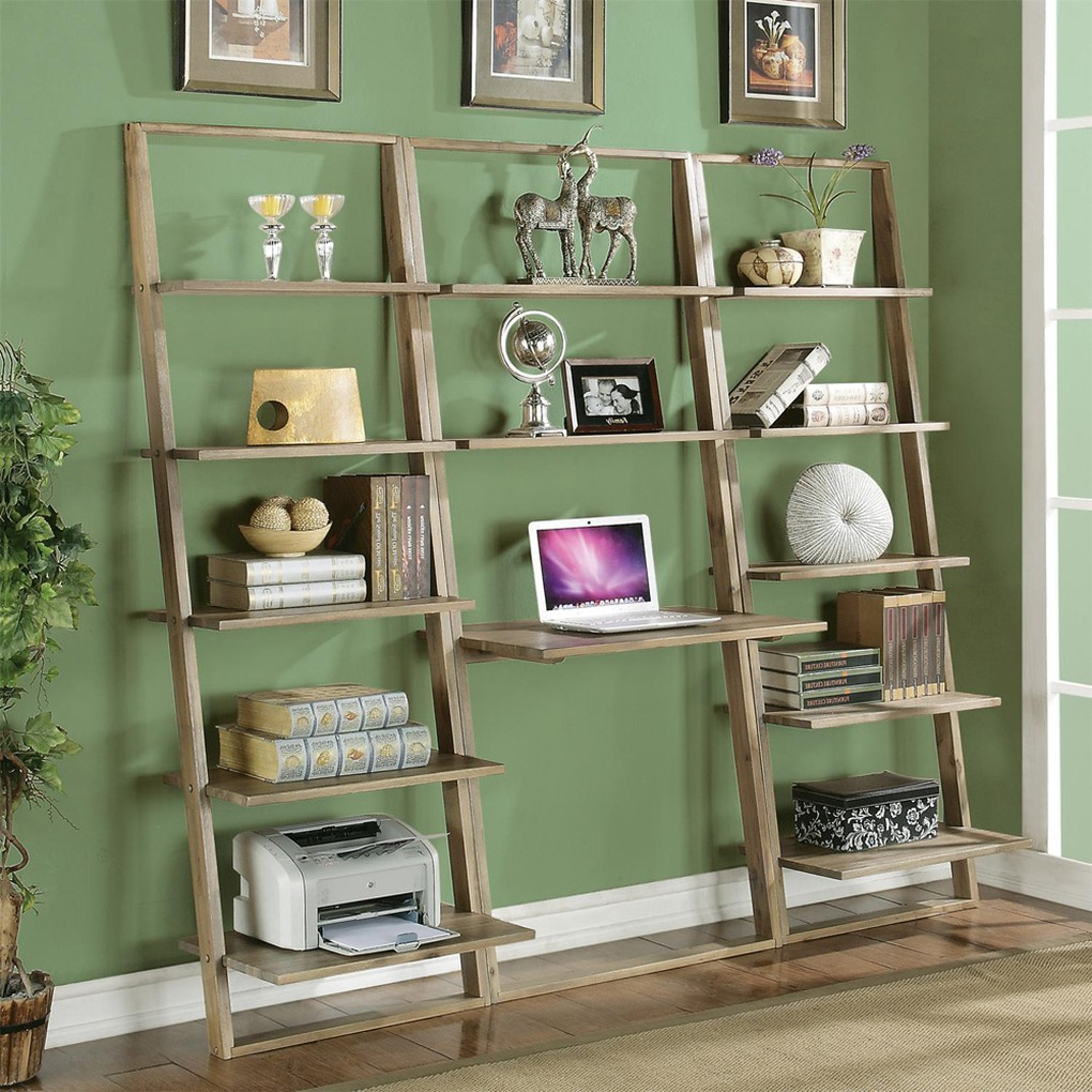 Leaning Bookcase | Riverside