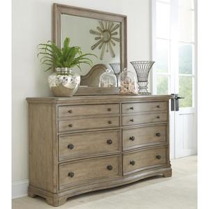 Corinne 6 Drawer Dresser | Riverside
